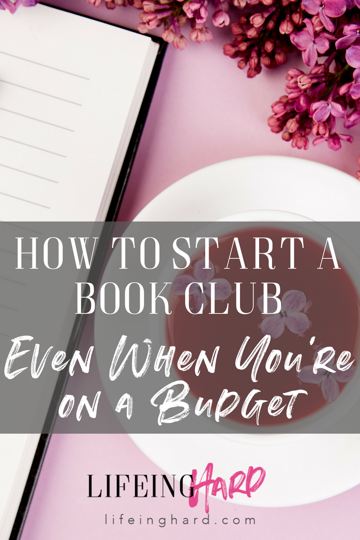 How to Start a Book Club Even When You're on a Budget